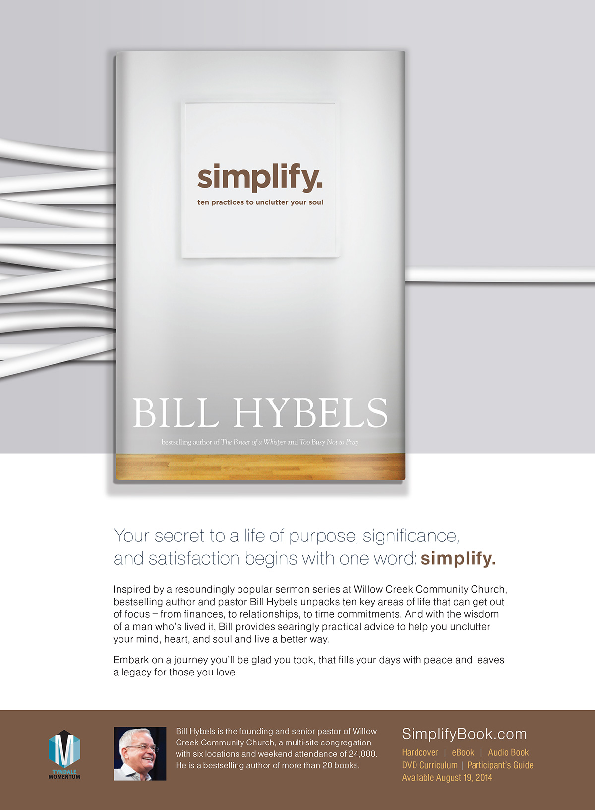 Verve Marketing Group-Print ad for Simplify