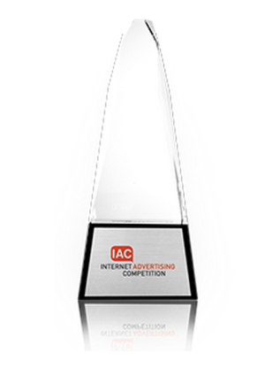 Verve Marketing Group Best Faith-Based Website IAC Awards 2015