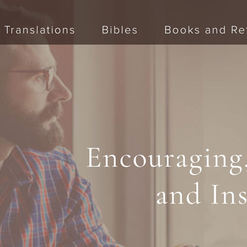 Thomas Nelson Bible website thumbnail