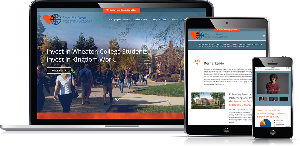 Wheaton College website