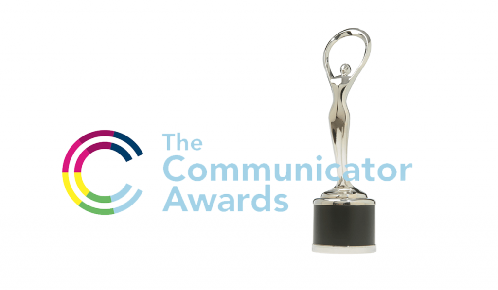 Communicator Award of Distinction 2018